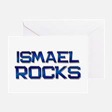 ismael rocks Greeting Card