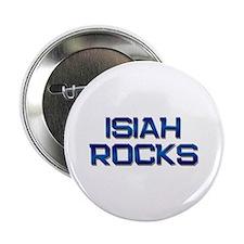 "isiah rocks 2.25"" Button (10 pack)"