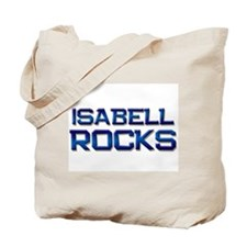 isabell rocks Tote Bag