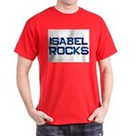 isabel rocks Dark T-Shirt