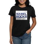 isabel rocks Women's Dark T-Shirt