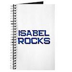 isabel rocks Journal