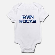 irvin rocks Infant Bodysuit