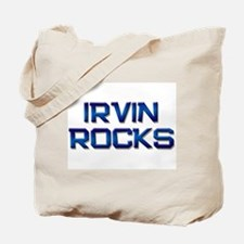 irvin rocks Tote Bag