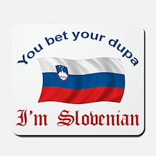Slovenian Dupa 2 Mousepad