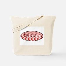 Sketched Ravers Tote Bag