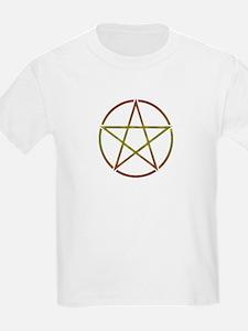 burning_times Kids T-Shirt