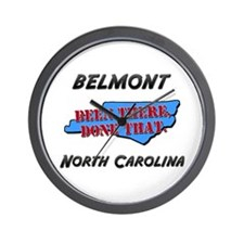 belmont north carolina - been there, done that Wal