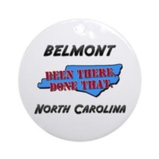 belmont north carolina - been there, done that Orn