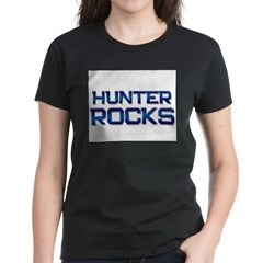 hunter rocks Tee