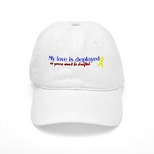 deployed so your wont get dra Baseball Cap
