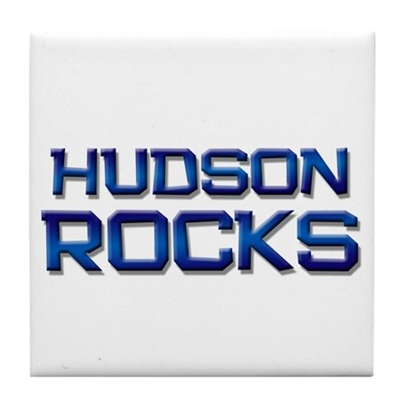 hudson rocks Tile Coaster