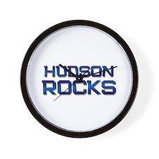 hudson rocks Wall Clock