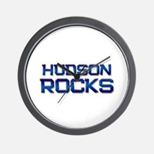 hudson rocks Wall Clock