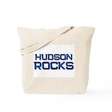 hudson rocks Tote Bag