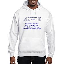 United Church Hoodie Sweatshirt