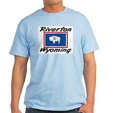 Riverton Wyoming T-Shirt