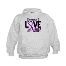 Needs A Cure 2 ALZHEIMERS Hoodie