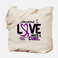 Needs A Cure 2 ANOREXIA Tote Bag
