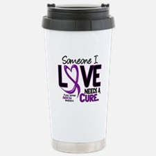 Needs A Cure 2 ANOREXIA Travel Mug