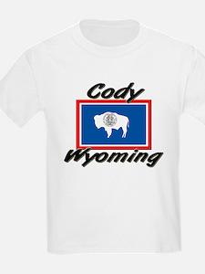 Cody Wyoming T-Shirt