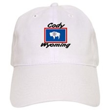Cody Wyoming Baseball Cap
