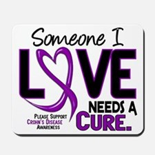 Needs A Cure 2 CROHNS Mousepad