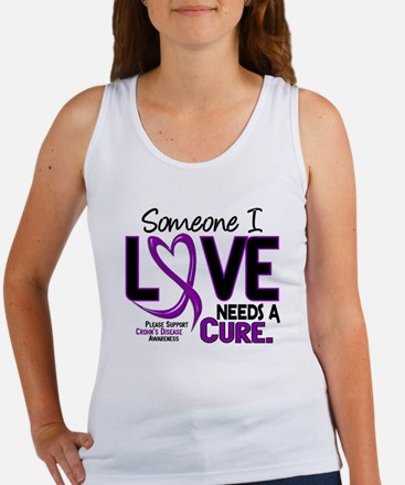 Needs A Cure 2 CROHNS Women's Tank Top