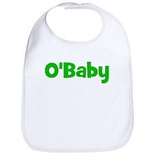 O'Baby - St. Patrick's Day Bib
