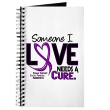 Needs A Cure 2 CYSTIC FIBROSIS Journal