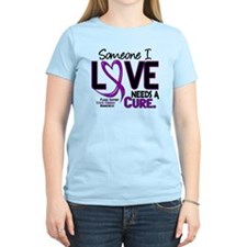 Needs A Cure 2 CYSTIC FIBROSIS T-Shirt