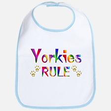 Yorkie Bib