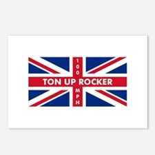 Ton Up Jack Postcards (Package of 8)