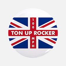 """Ton Up Jack 3.5"""" Button"""