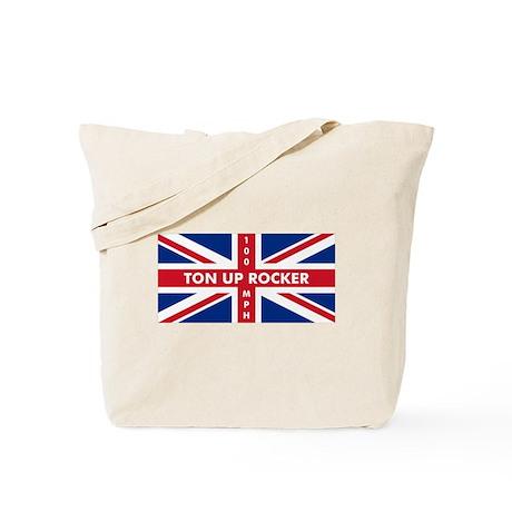 Ton Up Jack Tote Bag
