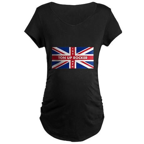 Ton Up Jack Maternity Dark T-Shirt