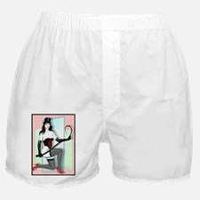 Kitten With a Whip Boxer Shorts