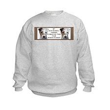 Jack Russell Honor Student Sweatshirt