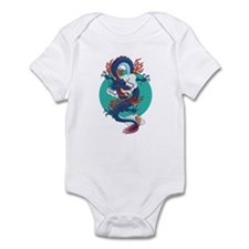 Chinese Dragon Infant Bodysuit