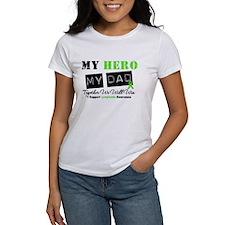 Lymphoma Hero Dad Tee