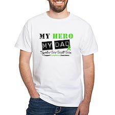 Lymphoma Hero Dad Shirt