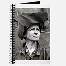Unique Rosie the riveter Journal