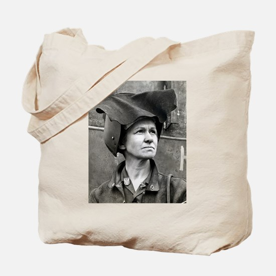 Unique Wwii vintage Tote Bag