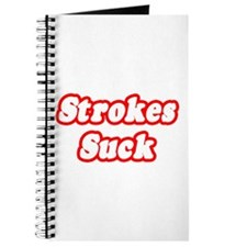 """Strokes Suck"" Journal"