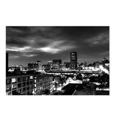 Richmond Virginia Skyline Postcards (Package of 8)
