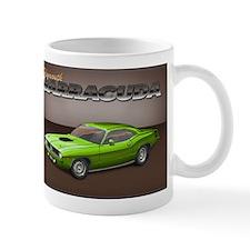 Green Barracuda Mug