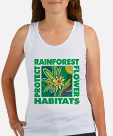 Protect the Rainforest Women's Tank Top