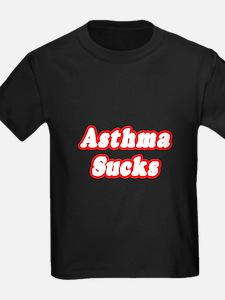 """Asthma Sucks"" T"