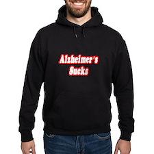 """""""Alzheimer's Sucks"""" Hoodie"""