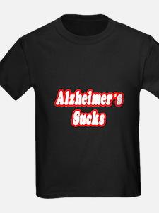 """Alzheimer's Sucks"" T"